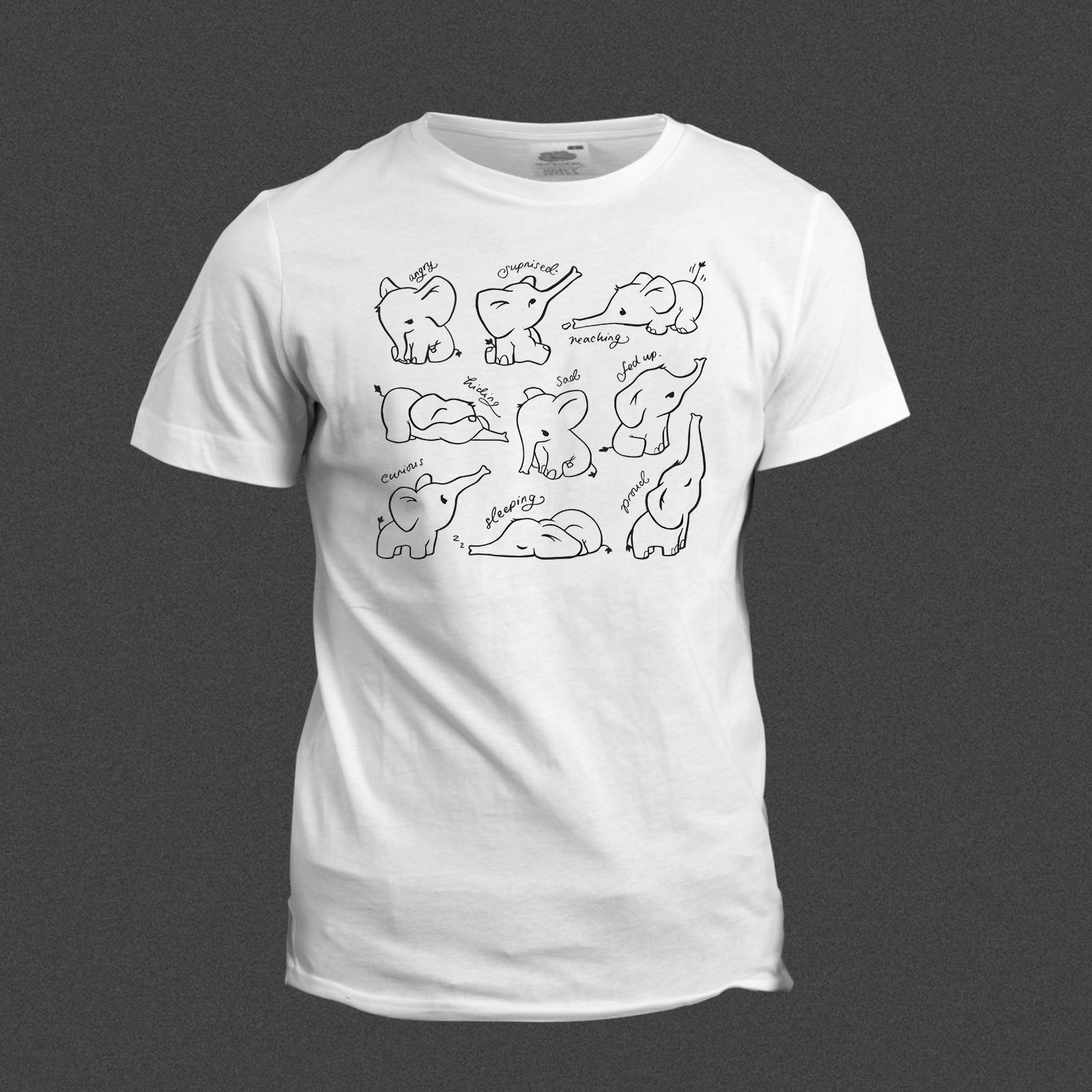 Tembo Adult's T-Shirt