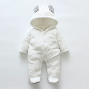 Plush Jumpsuit
